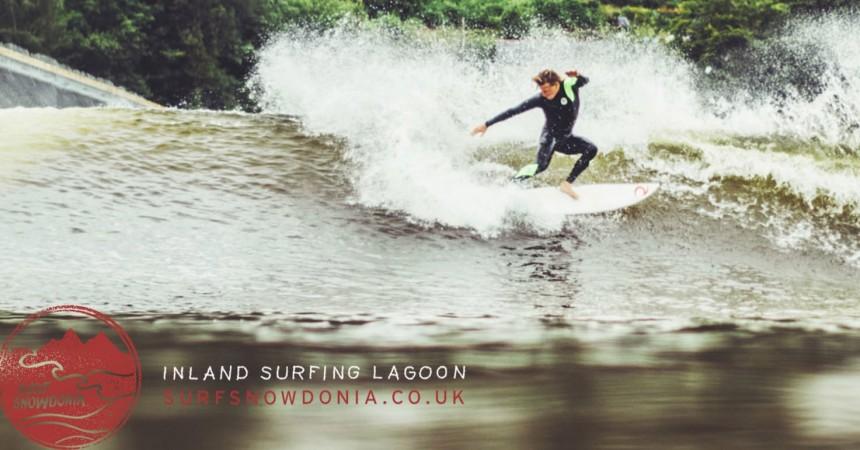 Surf Snowdonia : Ouverture au public du 1er wavegarden