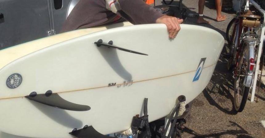 Les surfeurs intriguants