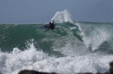 KSA = Kelly Slater + Sean Holmes à Jeffreys Bay