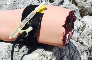 Attaque de requin : Tourniquet, le leash pour faire des garrots