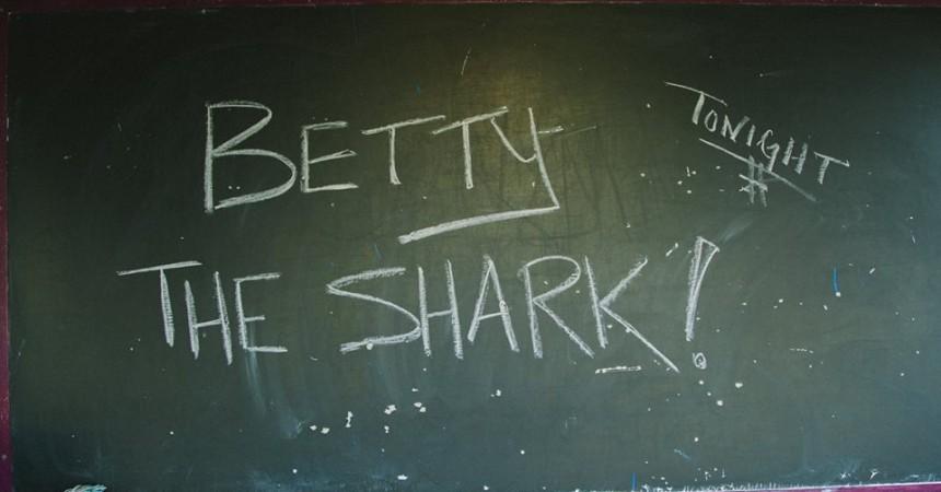 Betty The Shark – «Le surf, ça ramène la bonne mine»
