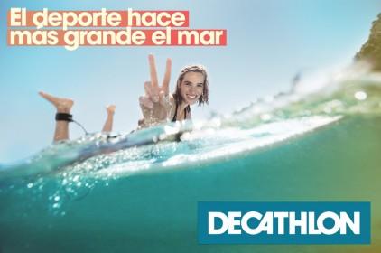 Travailler dans le surf :  Decathlon
