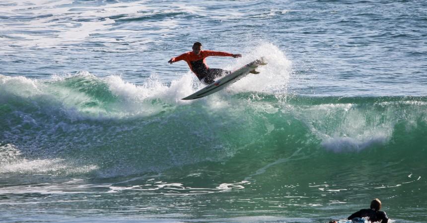 Août en Bretagne, un été pourri mais toujours de quoi surfer !