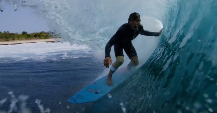 Vidéo de Jérome SAHYOUN sur un secret spot à Java