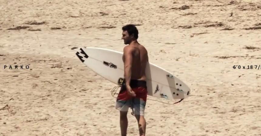 Forget Me Not : La meilleure planche de surf du monde !