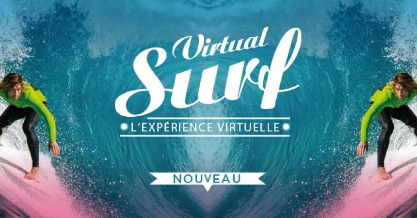 Oculus rift + Youriding = Virtual Surf à la cité de l'océan (Biarritz)