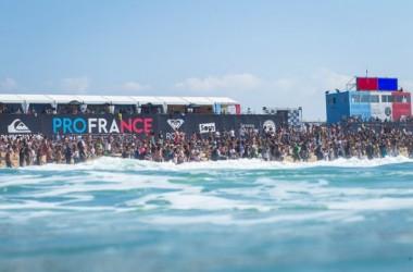 Etat des lieux avant le Quiksilver Pro France, à partir du 6 octobre