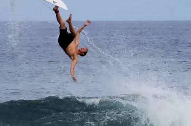 John John Florence ne sait pas surfer…