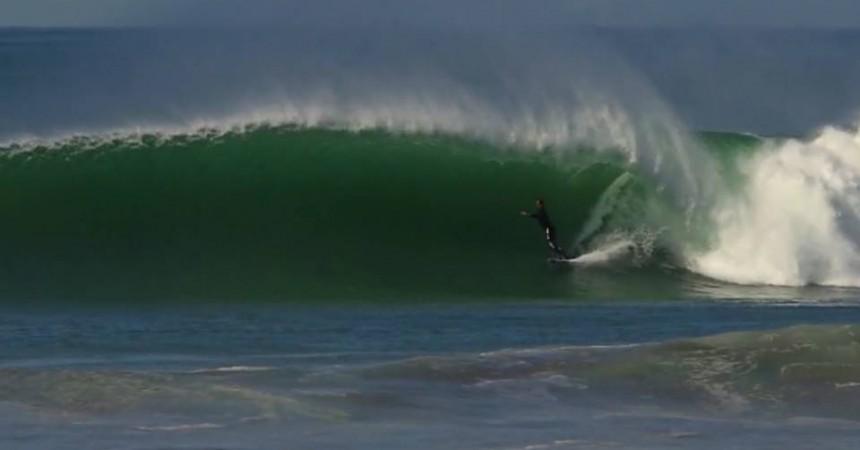 Quelques vagues avec Taylor Knox